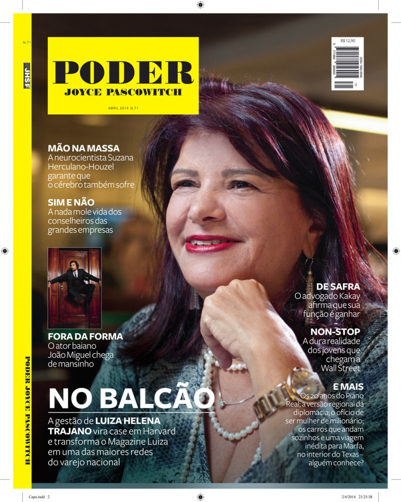 Poder Joyce Pascowitch